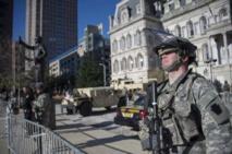 Etats-Unis: importante présence policière à Baltimore après les émeutes