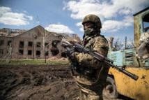 """Ukraine: Hollande, Merkel, Porochenko et Poutine appellent à """"l'apaisement"""""""