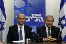 Israël: La coalition de Netanyahu va au-devant de la défiance internationale