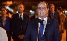 En visite historique à Cuba, Hollande plaide pour la levée de l'embargo américain