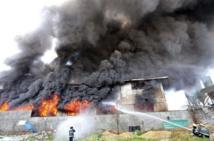 Philippines: au moins 28 morts dans l'incendie d'une usine à Manille