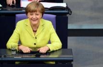 Angela Merkel, toujours la femme la plus puissante du monde selon Forbes
