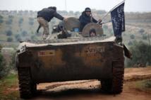 Syrie: attaque massive contre le dernier bastion du régime à Idleb