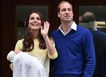 Le prince William reprend le travail après son congé paternité