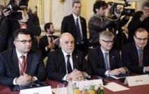 Irak: soutien de la coalition anti-jihadistes au plan de reconquête