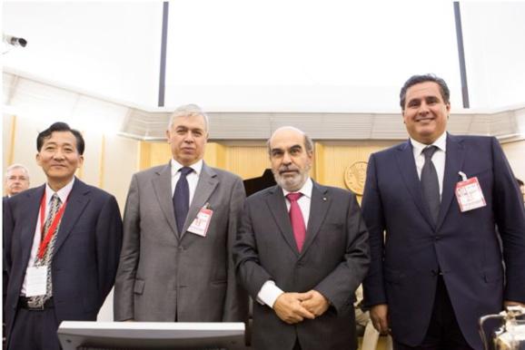Le Maroc reçoit à Rome la distinction de la FAO pour la réalisation du 1-er OMD relatif à l'éradication de l'extrême pauvreté et de la faim