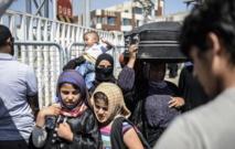 Turquie: quelque 400 réfugiés de la ville de Tall Abyad ont regagné la Syrie