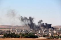 Syrie: Kobané frappée par trois attentats suicide de l'EI (ONG)