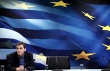 Le nouveau ministre grec des Finances Euclid Tsakalotos