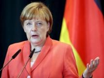 """Merkel réaffirme qu'une décote """"classique"""" est exclue"""
