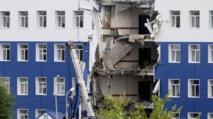 Russie: 23 militaires tués dans l'écroulement d'une caserne en Sibérie