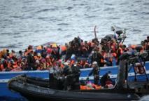 Environ 5.300 migrants secourus la semaine dernière en Méditerranée