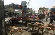 Irak: 14 morts dans deux attentats à Bagdad