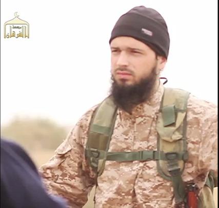 Maxime Auchard, le jeune normand parti faire le jihad figure depuis mardi sur la liste noire des Etats-Unis.