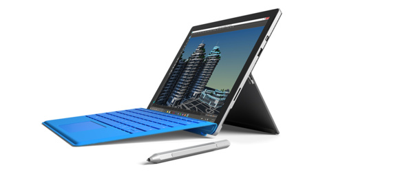 Surface Pro 4 et Surface Book : Microsoft pousse le concept de machine hybride