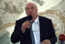 L'écrivain Didier Decoin