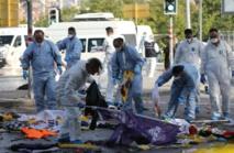 Turquie: l'attentat suicide qui a fait 102 morts à Ankara commandité par l'EI