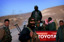 Irak: vaste offensive kurde contre le goupe EI pour reprendre Sinjar