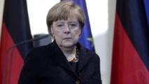 Attentats de Paris : «Nous mènerons le combat ensemble», assure Merkel