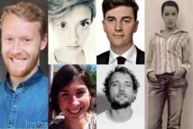 Victimes des attentats de Paris : Ils s'appelaient Romain, Djamila, Marie, Valentin...