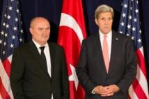 Ankara et Washington vont intensifier leurs efforts pour chasser l'EI de la frontière turco-syrienne