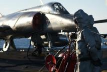 Syrie: la France engage son porte-avions mais exclut l'envoi de forces spéciales