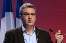 L'eurodéputé du Front national Aymeric Chauprade