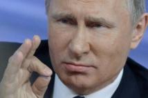 """Commerce: Poutine réfute toute """"sanction"""" contre l'Ukraine"""