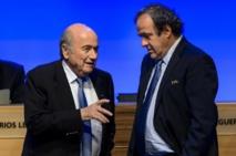 Fifa: Platini et Blatter de retour devant leurs juges