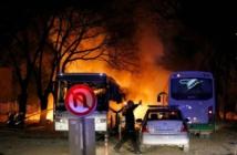 Attentat d'Ankara: le pouvoir accuse le PKK et les Kurdes de Syrie