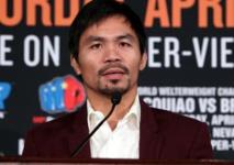 Boxe: Pacquiao assume ses propos homophobes