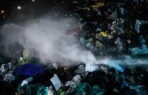 Turquie: la police investit un grand quotidien hostile à Erdogan