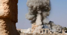 Syrie: les forces du régime à l'entrée de la ville antique de Palmyre