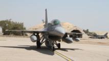 Un F-16 américain s'écrase au décollage en Afghanistan, le pilote est sauf
