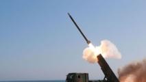 Pyongyang a tiré un nouveau missile et brouille les GPS du Sud, selon Séoul