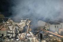 Séismes au Japon: les secouristes à l'oeuvre, neuf morts