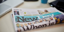 GB: le quotidien The New Day, lancé fin février, s'arrêtera vendredi