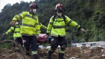 Chine : Huit morts dans un glissement de terrain dans le sud-est