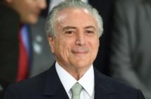 Brésil: premier jour de l'ère Temer avec le défi de redresser le pays