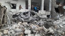 Syrie : Des frappes russes font 23 morts à Idlib