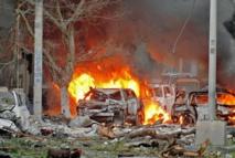 Somalie: au moins 10 morts dans une attaque contre un hôtel