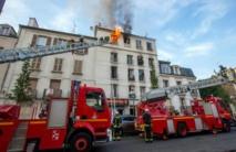Incendie à Saint-Denis: cinq morts dont peut-être une mère et ses enfants