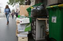 """Grève des éboueurs: la Ville de Paris """"très inquiète"""""""