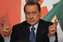 Berlusconi en soins intensifs après une opération à coeur ouvert