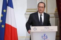 """Hollande annonce des initiatives pour un """"sursaut"""" européen"""