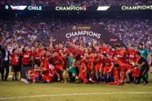 Le Chili remporte la Copa América