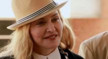 Malawi: Madonna sur le chantier d'un hôpital qu'elle finance