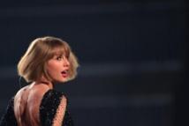 Taylor Swift, reine des célébrités: 170 millions de dollars en un an