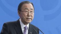 """Ban Ki-moon: """"L'ingérence de l'armée turque dans les affaires de l'Etat est inacceptable"""""""