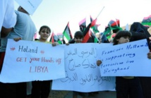 """Libye: le gouvernement accuse Paris de """"violation"""" du territoire"""